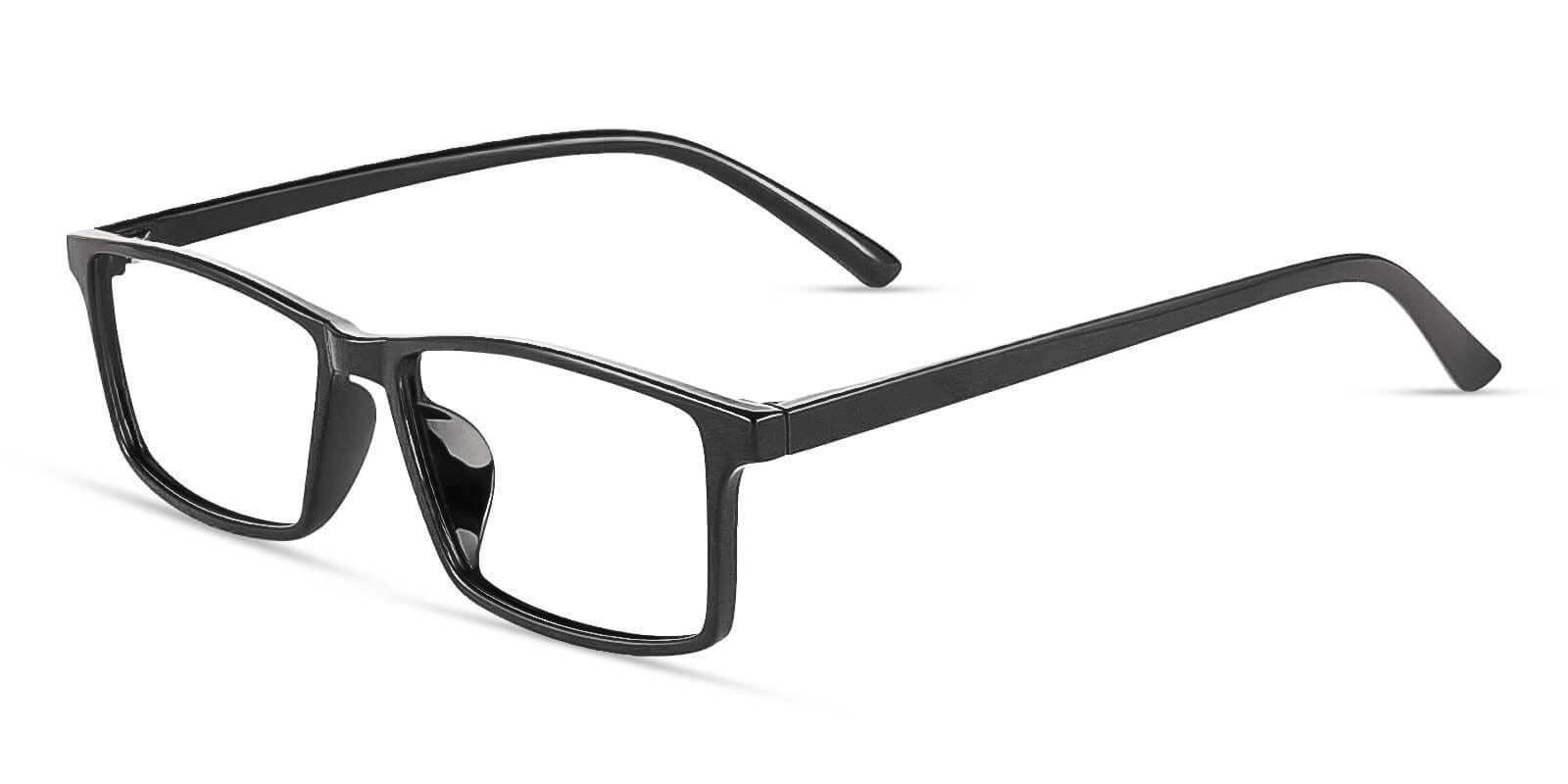 Eliana Black TR Eyeglasses , Lightweight , UniversalBridgeFit Frames from ABBE Glasses