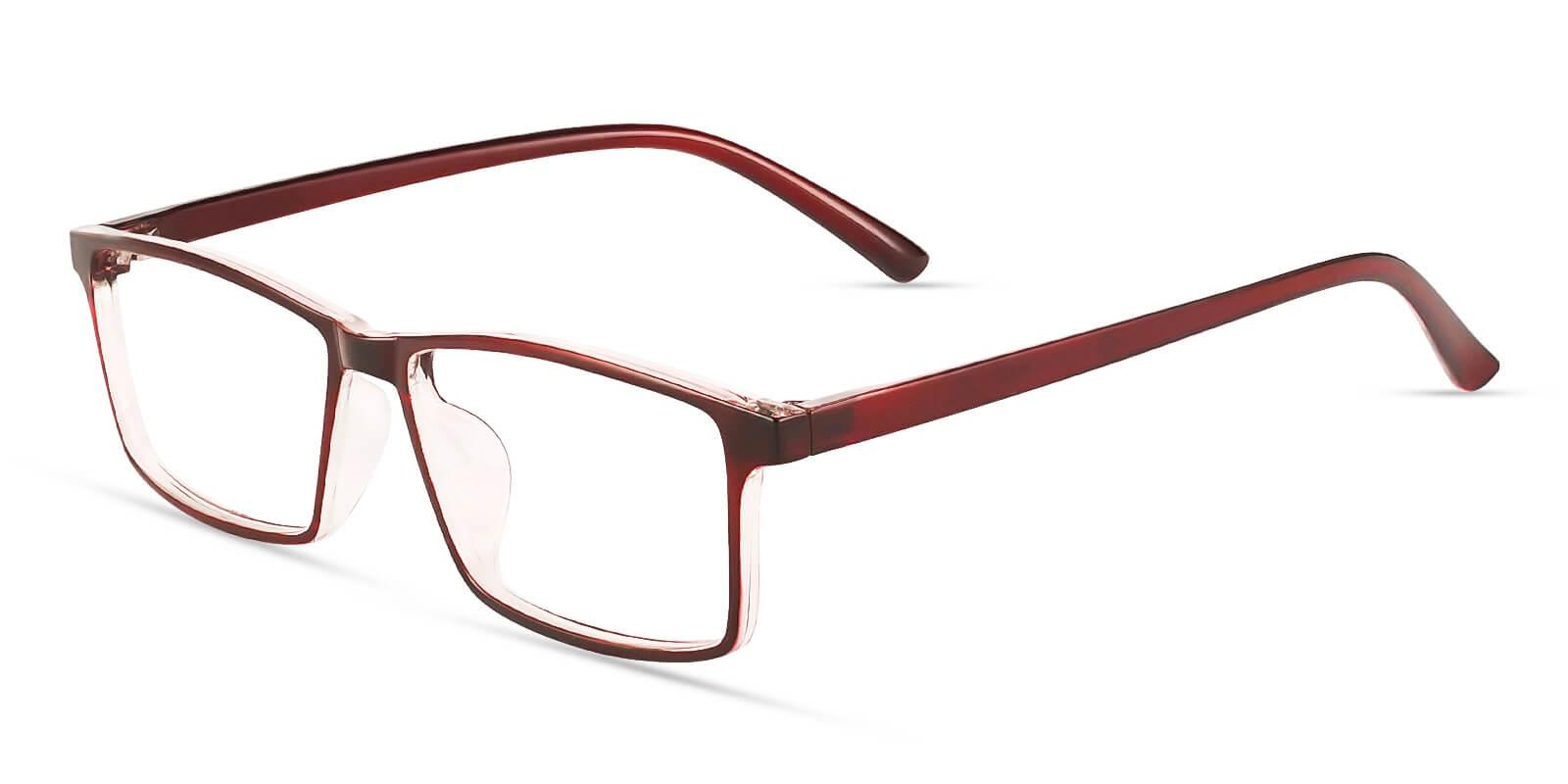 Eliana Red TR Lightweight , UniversalBridgeFit , Eyeglasses Frames from ABBE Glasses