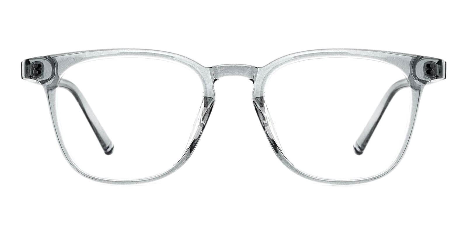 Zaire Gray TR Eyeglasses , UniversalBridgeFit Frames from ABBE Glasses