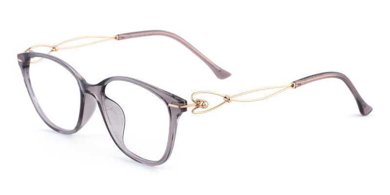 Maria - Metal , TR UniversalBridgeFit , Eyeglasses , Lightweight