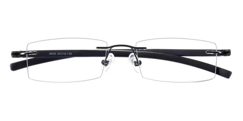 Hudson - Acetate , Metal , TR Eyeglasses , NosePads