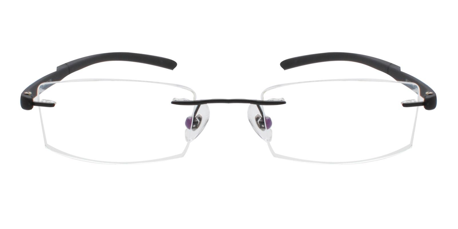 Hudson Gray Acetate , Metal , TR Eyeglasses , NosePads Frames from ABBE Glasses