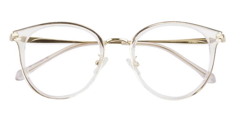 Naomi - Metal , TR NosePads , Eyeglasses