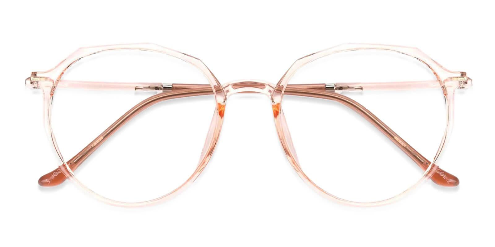 Ruby Orange TR Lightweight , UniversalBridgeFit , Eyeglasses Frames from ABBE Glasses