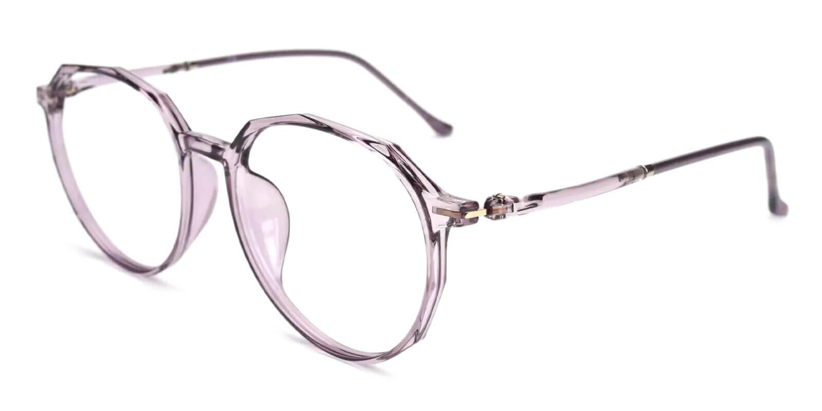 Ruby Purple TR Eyeglasses , Lightweight , UniversalBridgeFit Frames from ABBE Glasses