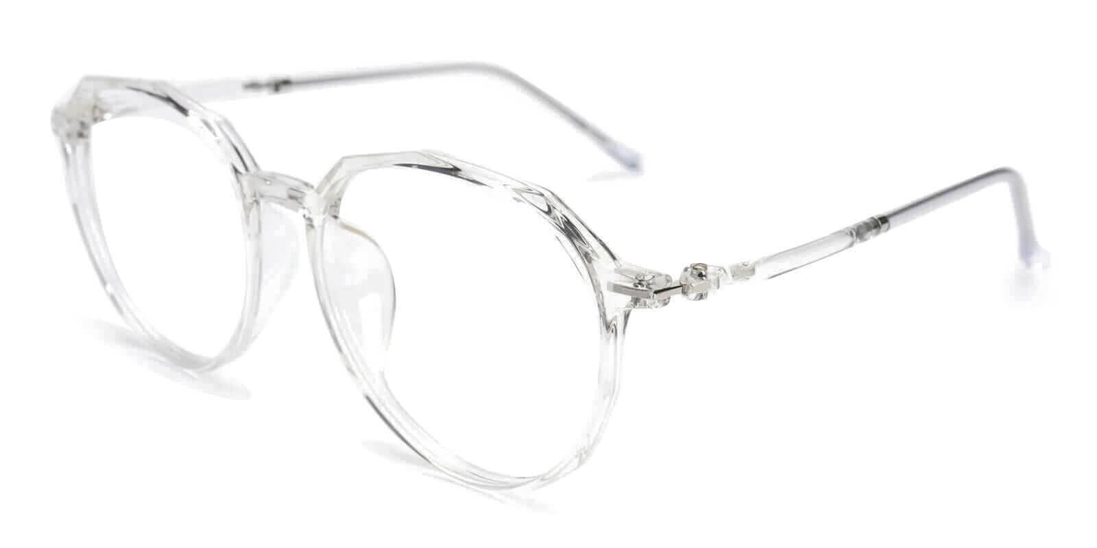 Ruby Translucent TR Lightweight , UniversalBridgeFit , Eyeglasses Frames from ABBE Glasses