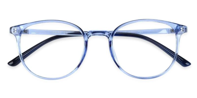 Blue Denmark - TR Eyeglasses , Lightweight , UniversalBridgeFit