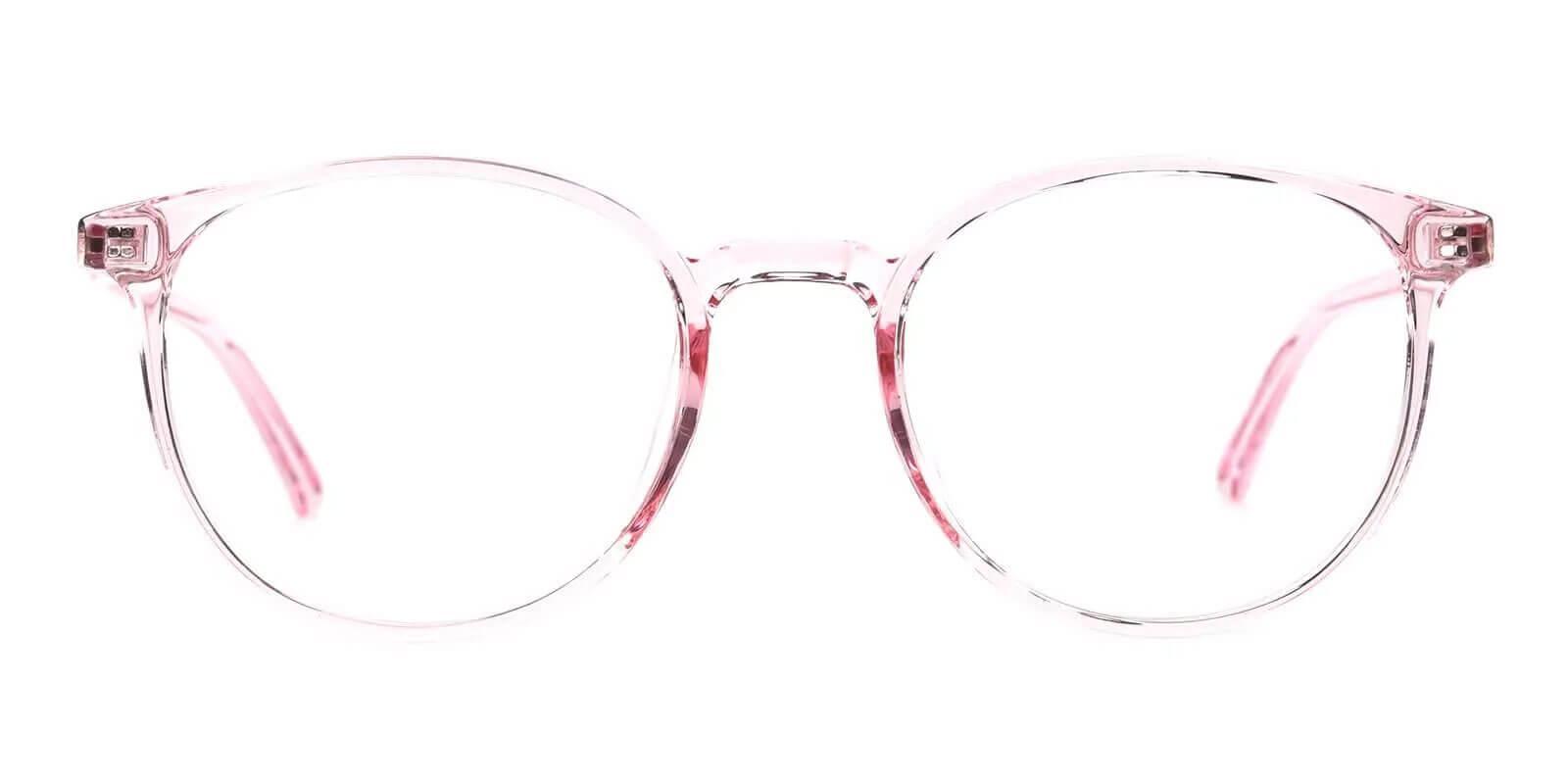 Denmark Pink TR Eyeglasses , Lightweight , UniversalBridgeFit Frames from ABBE Glasses