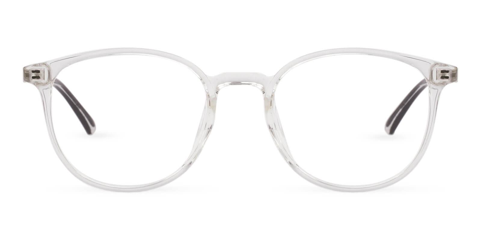 Denmark Translucent TR Eyeglasses , Lightweight , UniversalBridgeFit Frames from ABBE Glasses