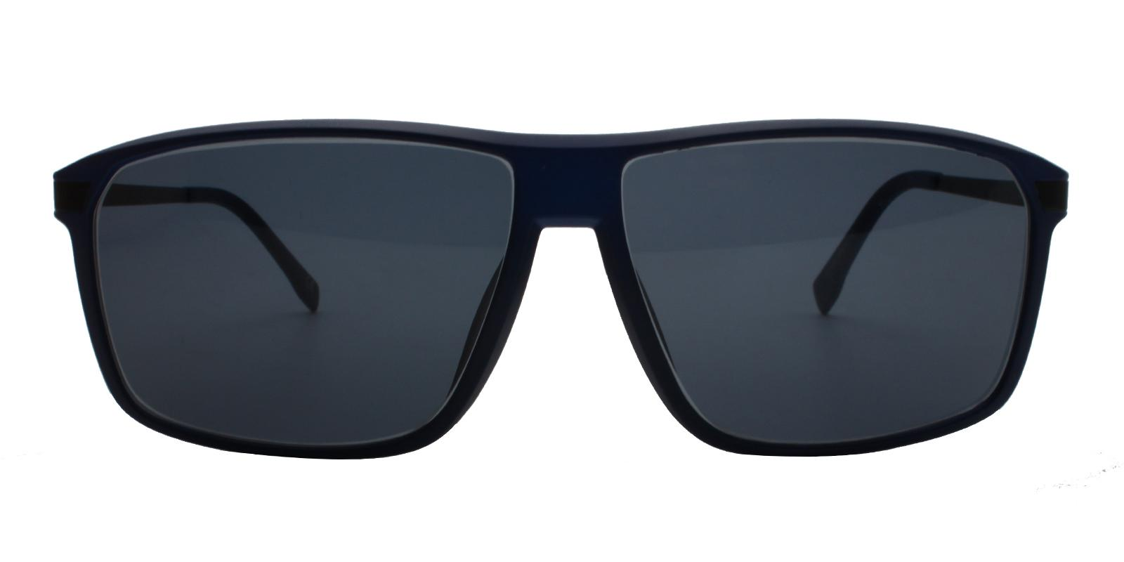 Burundi Blue TR Sunglasses , UniversalBridgeFit Frames from ABBE Glasses