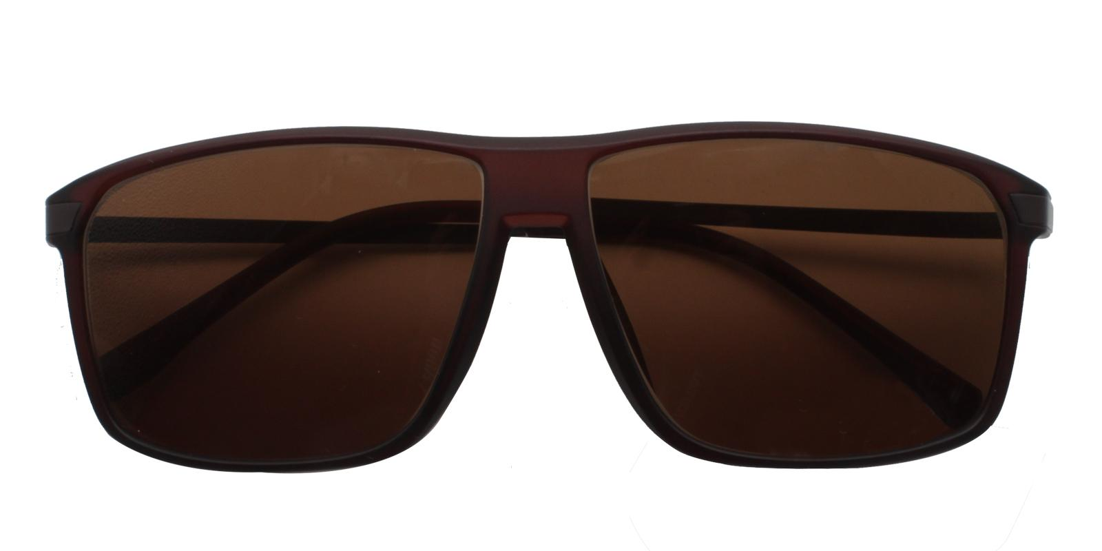 Burundi Brown TR Sunglasses , UniversalBridgeFit Frames from ABBE Glasses