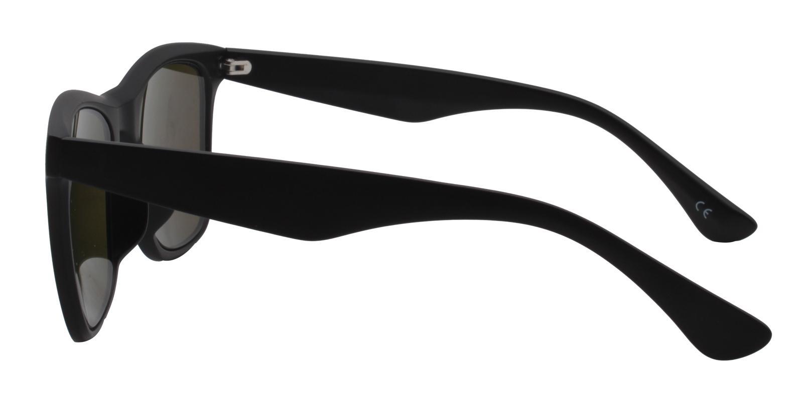 Oman Black TR Sunglasses , UniversalBridgeFit Frames from ABBE Glasses