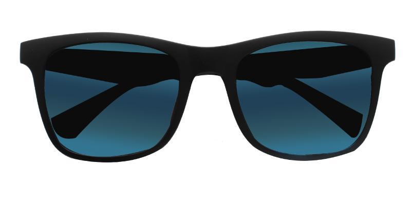 Black Pardus - TR Sunglasses , UniversalBridgeFit