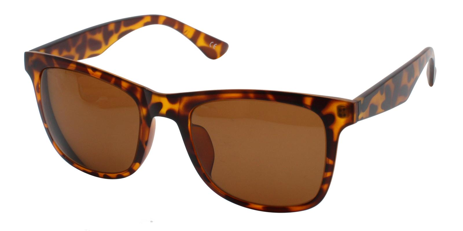 Oman Brown TR Sunglasses , UniversalBridgeFit Frames from ABBE Glasses