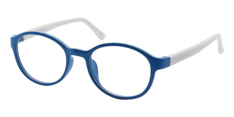 Blue Dreamer - Plastic Eyeglasses , Lightweight , UniversalBridgeFit