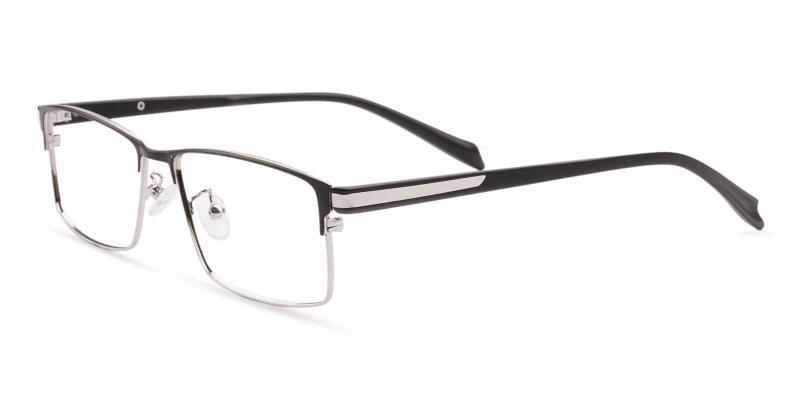 Ryan - Titanium Eyeglasses , NosePads