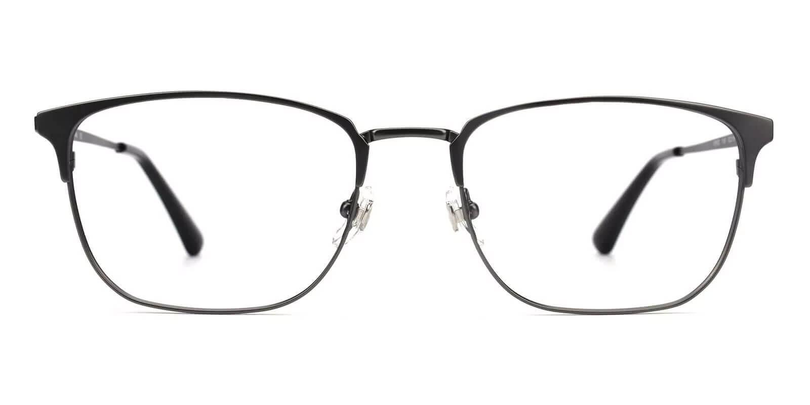 Nathan Gun Titanium NosePads , Eyeglasses , Lightweight Frames from ABBE Glasses
