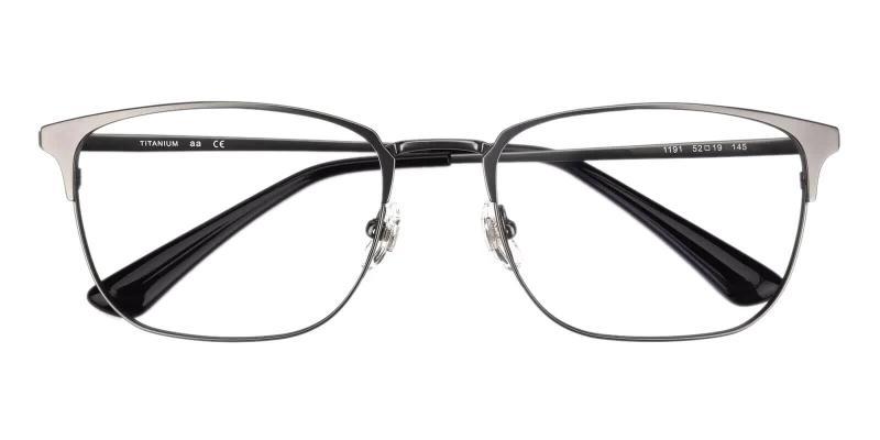 Nathan - Titanium NosePads , Eyeglasses , Lightweight