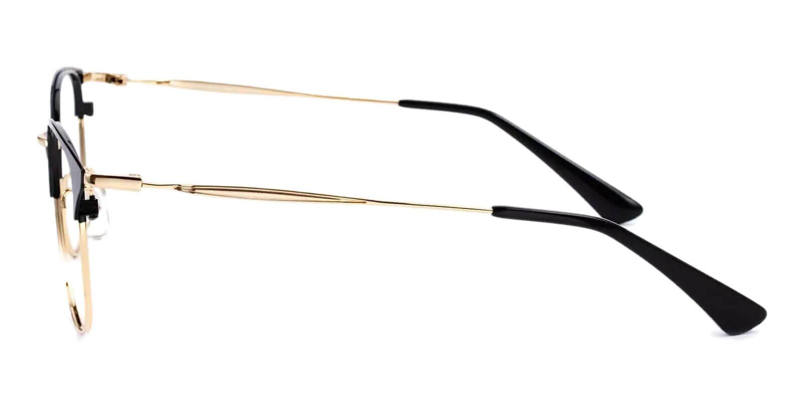 Delilah Gold Titanium NosePads , Eyeglasses , Lightweight Frames from ABBE Glasses