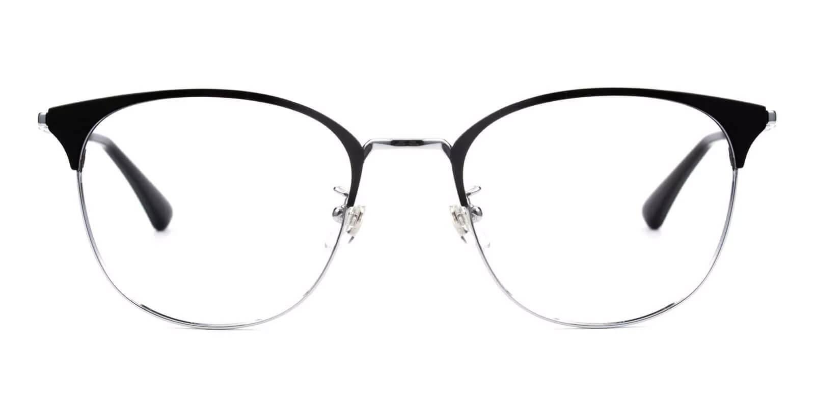 Delilah Silver Titanium NosePads , Eyeglasses , Lightweight Frames from ABBE Glasses