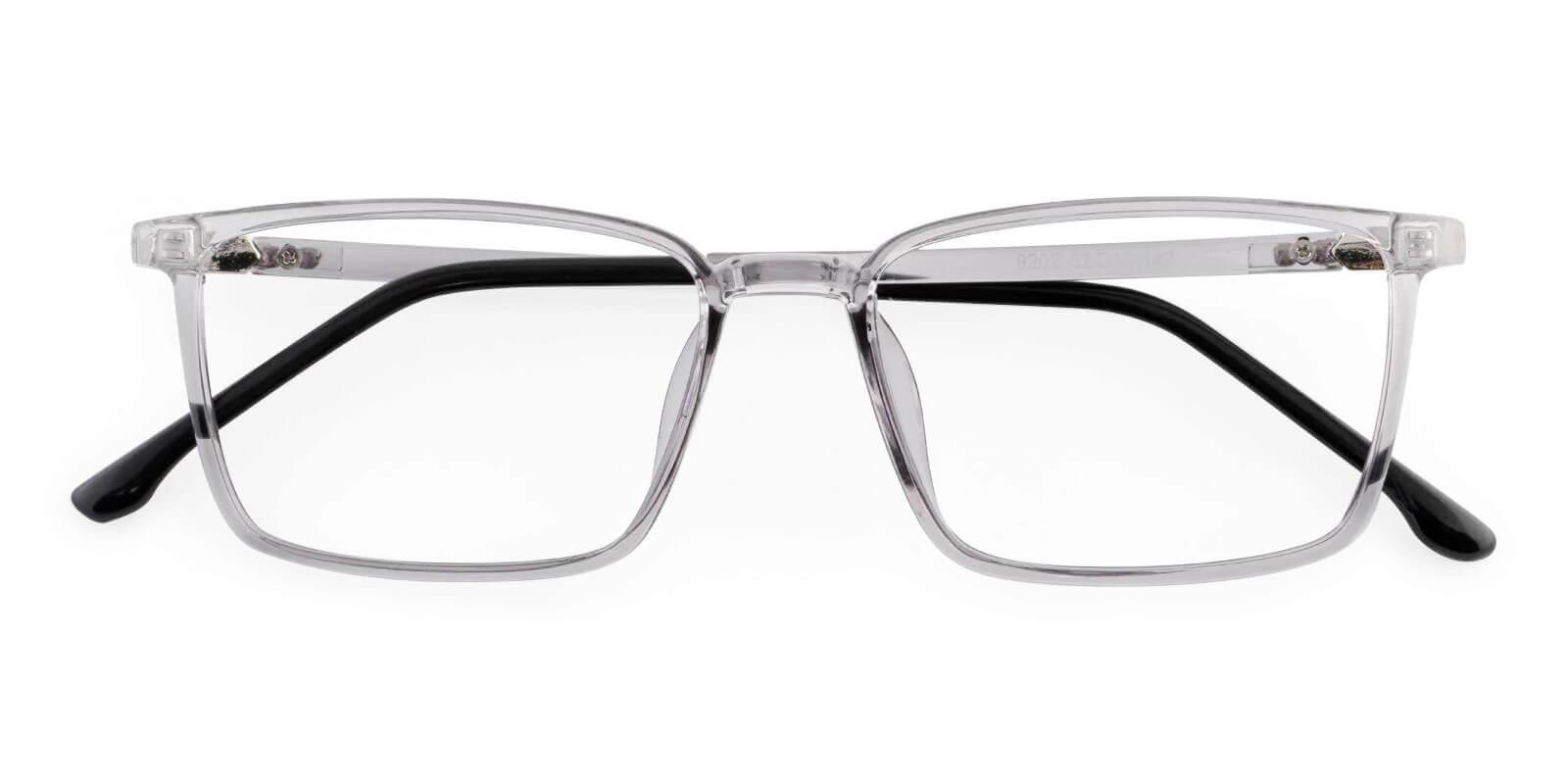 Syria Gray TR Eyeglasses , UniversalBridgeFit Frames from ABBE Glasses