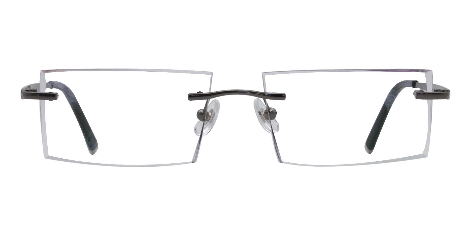 Josiah Gray Titanium NosePads , Eyeglasses Frames from ABBE Glasses