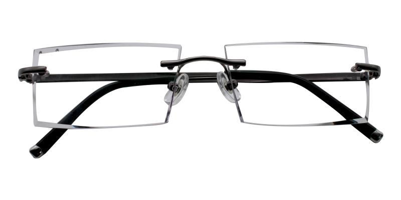 Gray Josiah - Titanium NosePads , Eyeglasses
