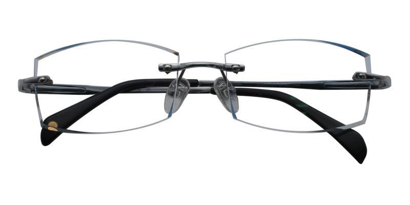 Adam - Titanium Eyeglasses , NosePads