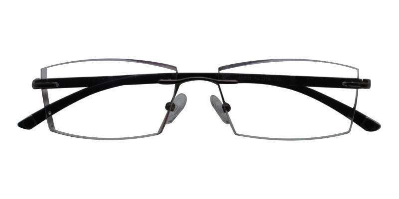 John - Titanium Eyeglasses , NosePads
