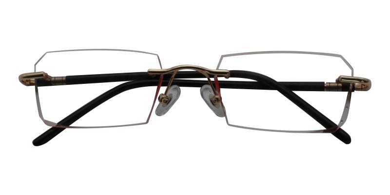 Orange Asher - Titanium NosePads , Eyeglasses
