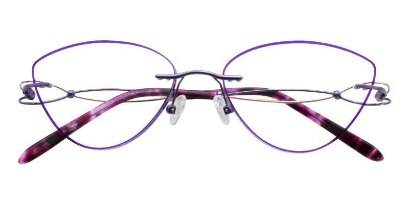 Kaylee - Titanium NosePads , Eyeglasses