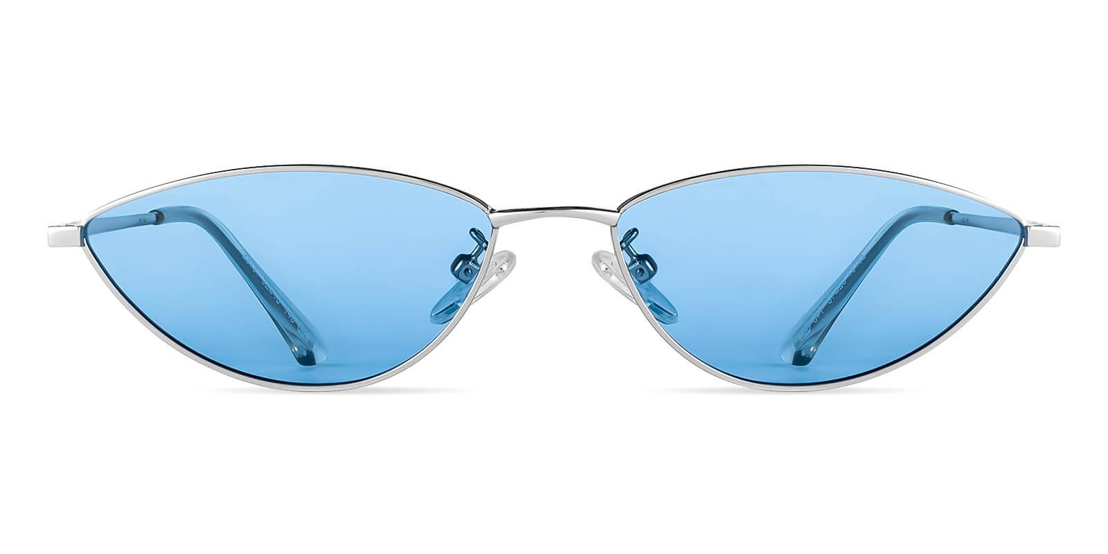 Echo Silver Metal Lightweight , NosePads , Sunglasses Frames from ABBE Glasses