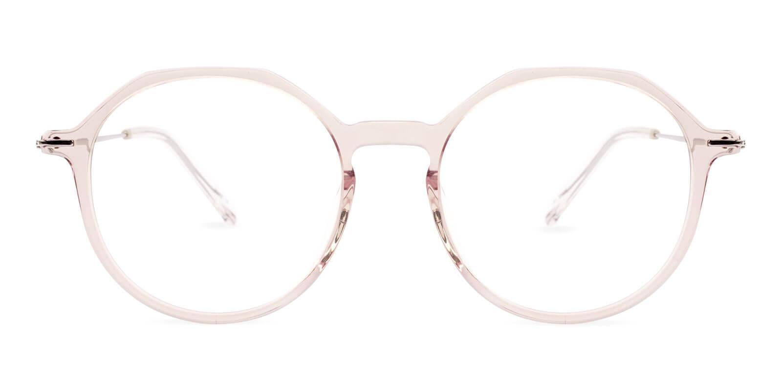 Nauru Pink TR Eyeglasses , Lightweight , UniversalBridgeFit Frames from ABBE Glasses