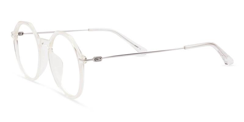 Translucent Mystique - TR Eyeglasses , Lightweight , UniversalBridgeFit