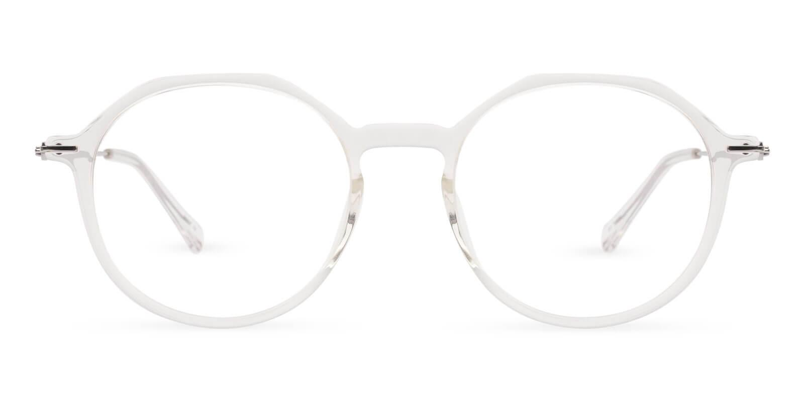 Nauru Translucent TR Eyeglasses , Lightweight , UniversalBridgeFit Frames from ABBE Glasses