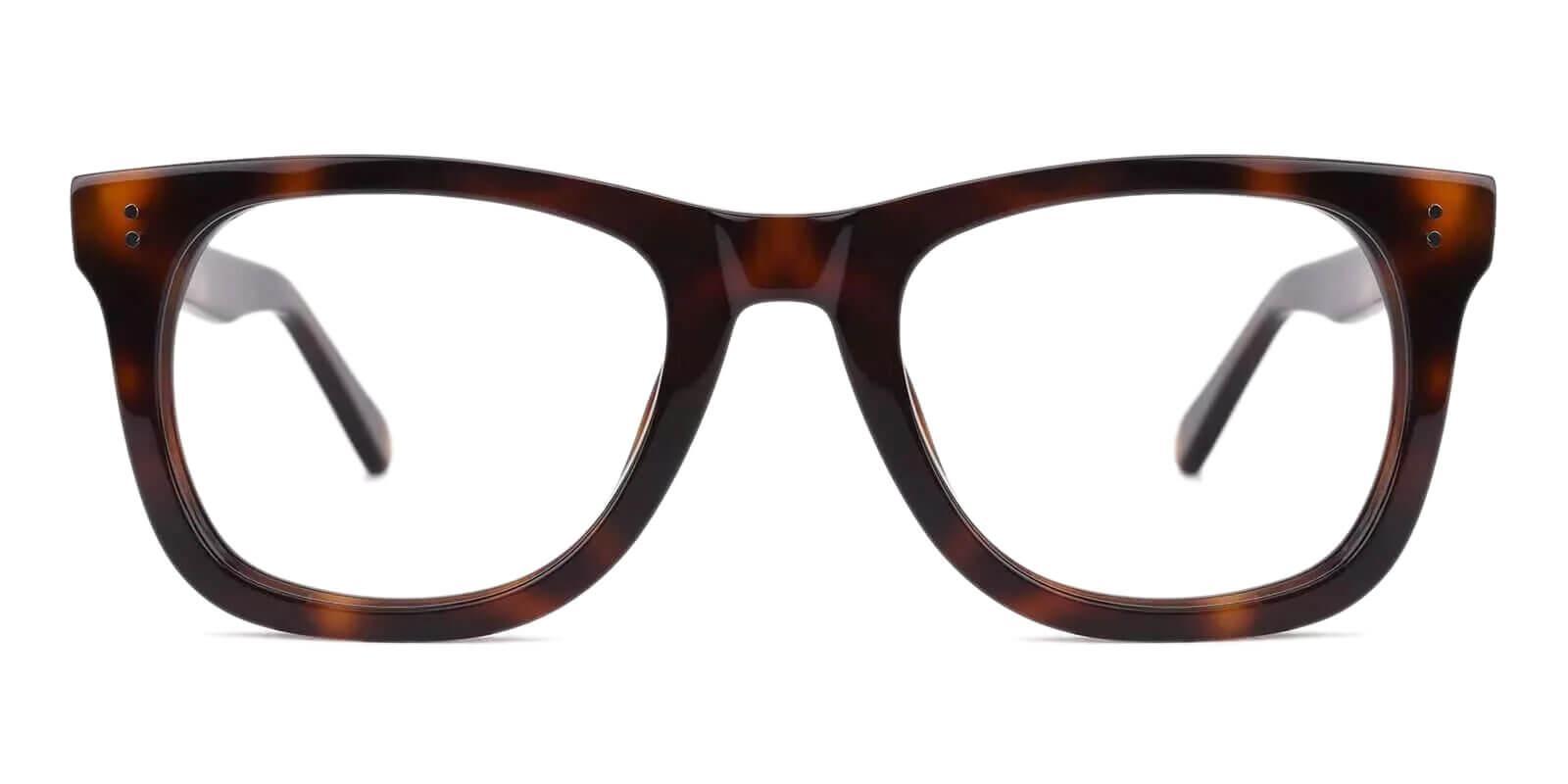 Dean Tortoise Acetate Eyeglasses , UniversalBridgeFit Frames from ABBE Glasses