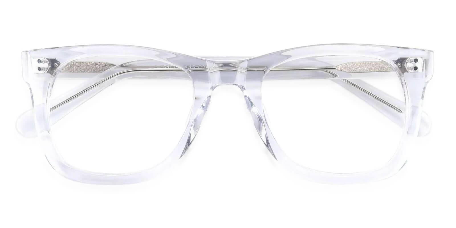Dean Translucent Acetate Eyeglasses , UniversalBridgeFit Frames from ABBE Glasses
