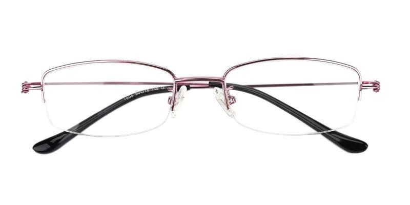 Amanda - Metal Eyeglasses , NosePads