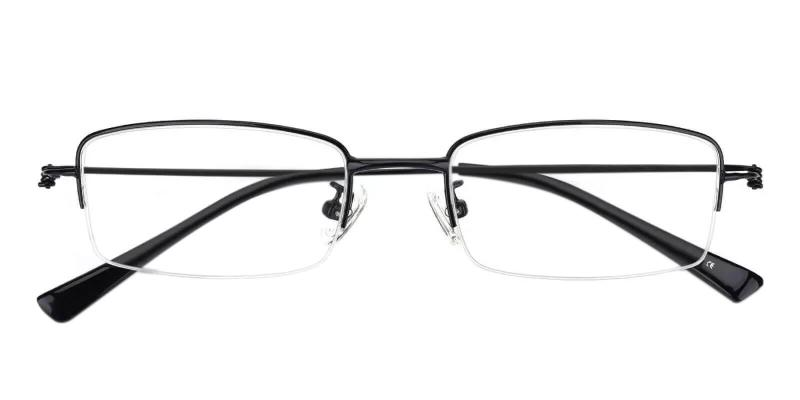 Chris - Metal Eyeglasses , NosePads