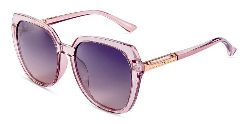 Pink Hecaba - TR Sunglasses , UniversalBridgeFit