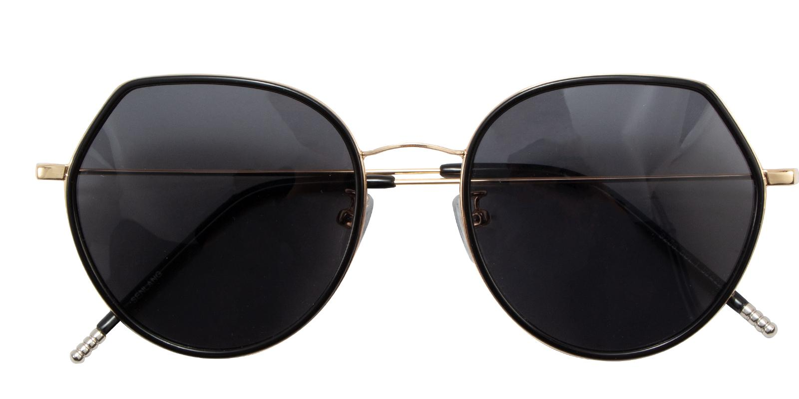 Calypso Black TR NosePads , Sunglasses Frames from ABBE Glasses