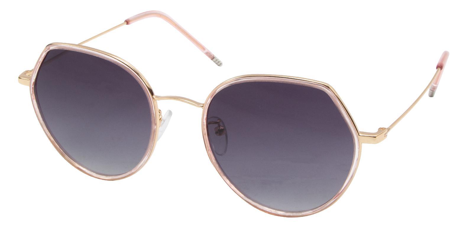 Calypso Pink TR NosePads , Sunglasses Frames from ABBE Glasses