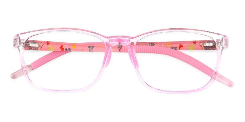Kids-Sparkle - Acetate , TR Eyeglasses , Lightweight , NosePads , UniversalBridgeFit