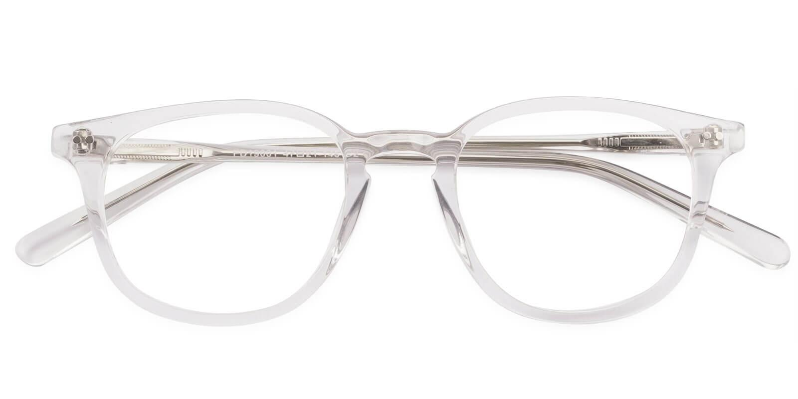 Venus Translucent Acetate Eyeglasses , UniversalBridgeFit Frames from ABBE Glasses