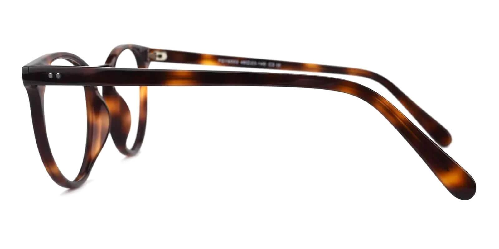 Mercury Tortoise Acetate Eyeglasses , UniversalBridgeFit Frames from ABBE Glasses