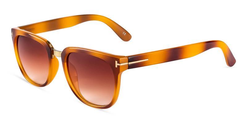 Pattern Mars - Acetate Sunglasses , UniversalBridgeFit