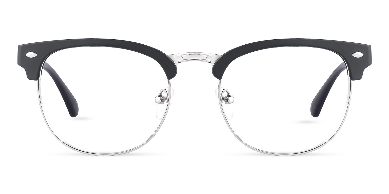 Uranus Gray TR Eyeglasses , NosePads Frames from ABBE Glasses
