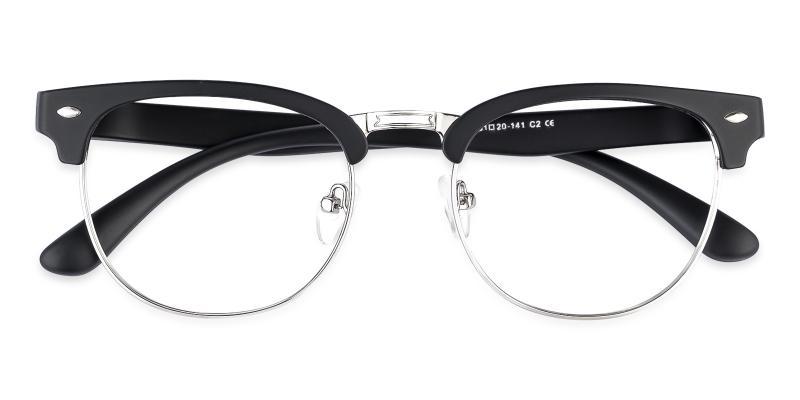 Gray Uranus - TR Eyeglasses , NosePads