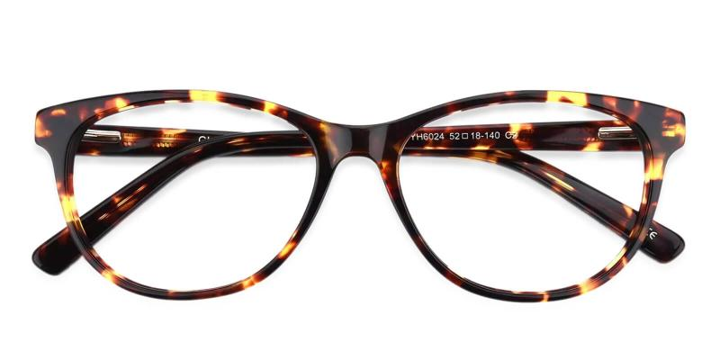 Neptune - Acetate Eyeglasses , SpringHinges , UniversalBridgeFit