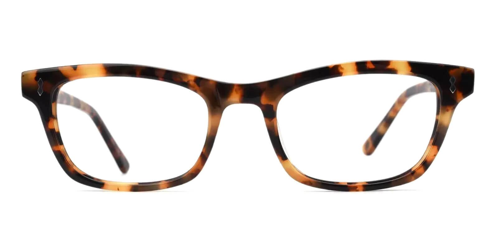 Leaf Tortoise Acetate Eyeglasses , UniversalBridgeFit Frames from ABBE Glasses